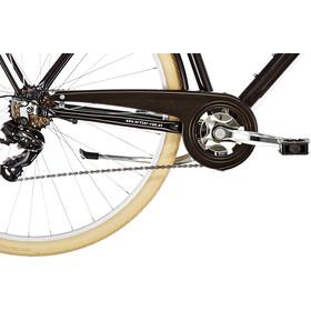 Ortler Detroit EQ Aluminio 6 velocidades Hombre, black